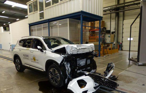 Noi rezultate Euro NCAP: o stea pentru noul Jeep Wrangler, niciuna pentru Fiat Panda. Alte 7 modele au primit calificativ maxim - Poza 31