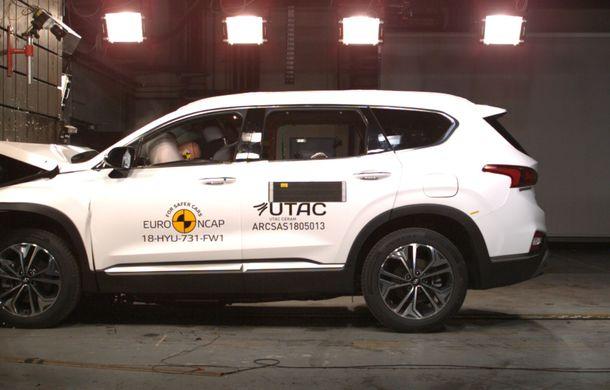 Noi rezultate Euro NCAP: o stea pentru noul Jeep Wrangler, niciuna pentru Fiat Panda. Alte 7 modele au primit calificativ maxim - Poza 30
