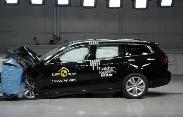 Noi rezultate Euro NCAP: o stea pentru noul Jeep Wrangler, niciuna pentru Fiat Panda. Alte 7 modele au primit calificativ maxim - Poza 42