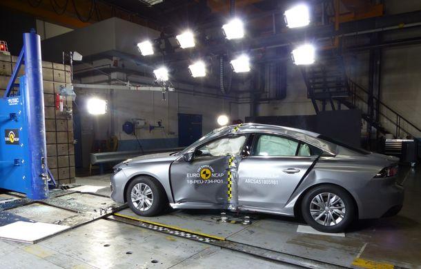 Noi rezultate Euro NCAP: o stea pentru noul Jeep Wrangler, niciuna pentru Fiat Panda. Alte 7 modele au primit calificativ maxim - Poza 14