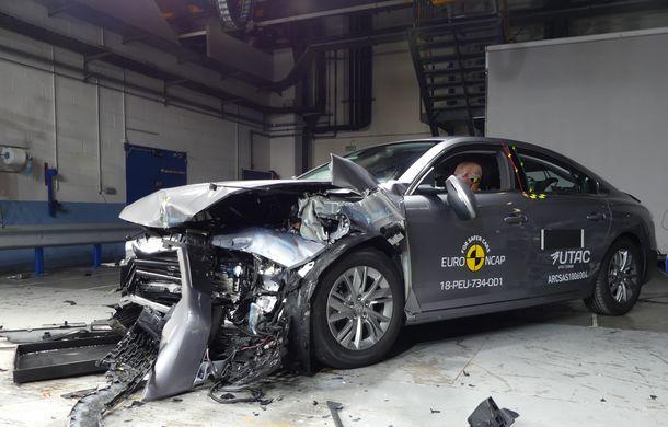 Noi rezultate Euro NCAP: o stea pentru noul Jeep Wrangler, niciuna pentru Fiat Panda. Alte 7 modele au primit calificativ maxim - Poza 18