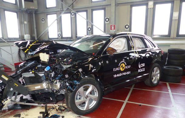 Noi rezultate Euro NCAP: o stea pentru noul Jeep Wrangler, niciuna pentru Fiat Panda. Alte 7 modele au primit calificativ maxim - Poza 4