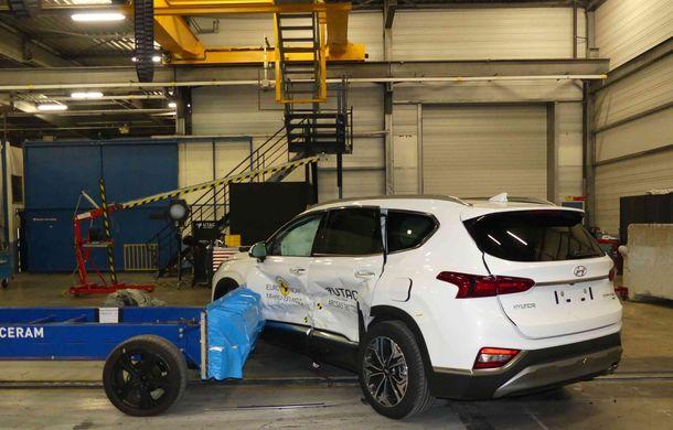 Noi rezultate Euro NCAP: o stea pentru noul Jeep Wrangler, niciuna pentru Fiat Panda. Alte 7 modele au primit calificativ maxim - Poza 32