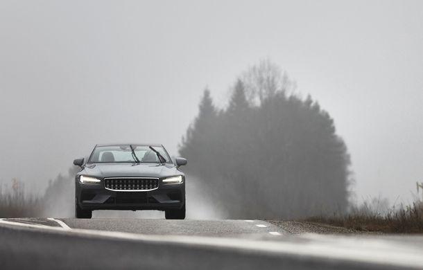 Imagini din timpul testelor cu Polestar 1: coupe-ul hibrid de 600 CP se lansează în 2019 - Poza 3