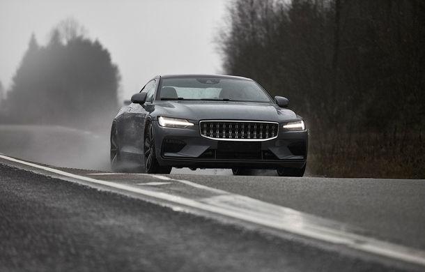 Imagini din timpul testelor cu Polestar 1: coupe-ul hibrid de 600 CP se lansează în 2019 - Poza 2