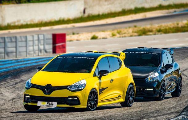 Renault lansează linia de accesorii RS Performance dedicată lui Clio RS: elemente de caroserie și echipamente derivate din cele utilizate în motorsport - Poza 2