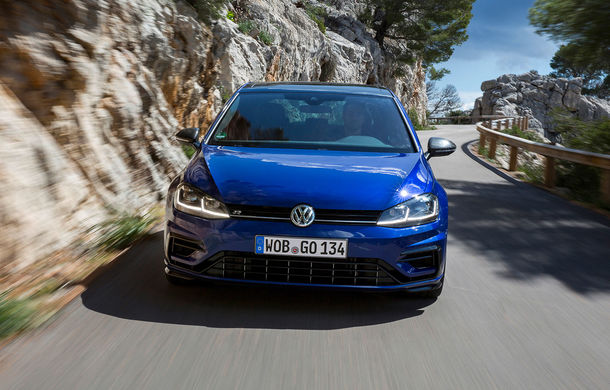 Volkswagen va reduce gama de versiuni: 25% dintre variantele de motoare și transmisii vor fi eliminate - Poza 1