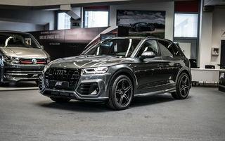 Tratament special din partea ABT: haine noi și un pachet de performanță pentru SUV-ul Audi Q5