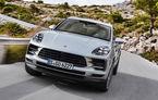 Detalii despre Porsche Macan S facelift: SUV-ul german primește un nou V6 turbo de 3.0 litri cu 354 CP. În România, de la 67.300 de euro