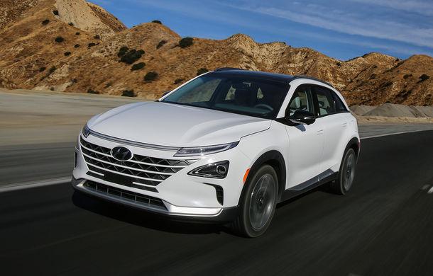 Hyundai și dezvoltarea tehnologiei Fuel Cell: asiaticii vor să producă anual 500.000 de vehicule alimentate cu hidrogen până în 2030 - Poza 1