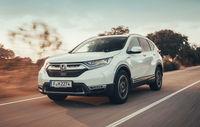 Test drive Honda CR-V Hybrid