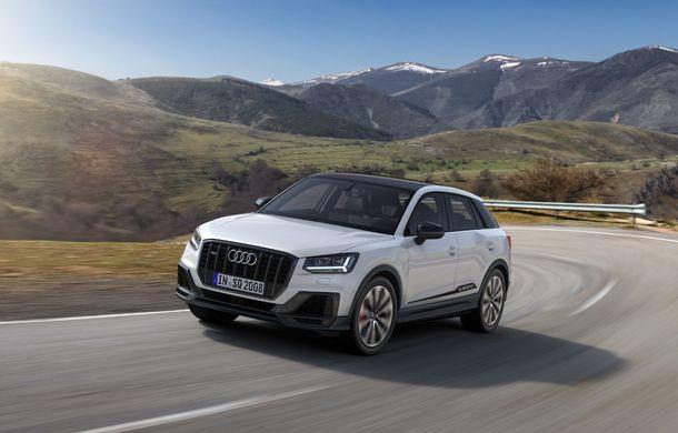 Informații noi despre SUV-ul de performanță Audi SQ2: motor de 300 CP și 0-100 km/h în doar 4.8 secunde - Poza 4