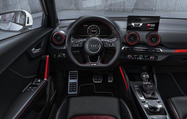 Informații noi despre SUV-ul de performanță Audi SQ2: motor de 300 CP și 0-100 km/h în doar 4.8 secunde - Poza 10