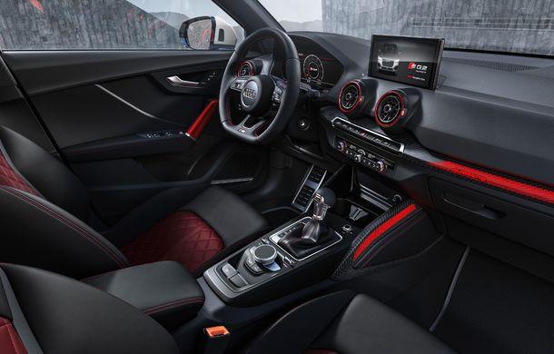 Informații noi despre SUV-ul de performanță Audi SQ2: motor de 300 CP și 0-100 km/h în doar 4.8 secunde - Poza 12