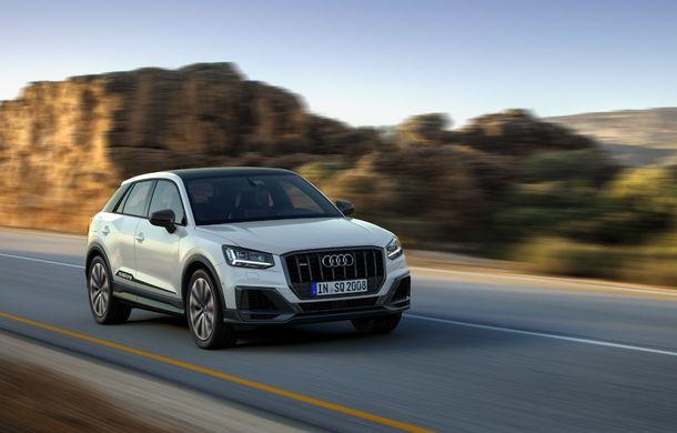 Informații noi despre SUV-ul de performanță Audi SQ2: motor de 300 CP și 0-100 km/h în doar 4.8 secunde - Poza 5
