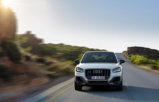Informații noi despre SUV-ul de performanță Audi SQ2: motor de 300 CP și 0-100 km/h în doar 4.8 secunde - Poza 6