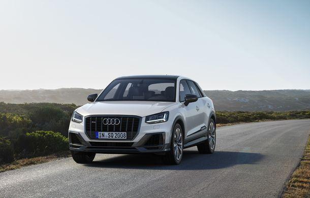 Informații noi despre SUV-ul de performanță Audi SQ2: motor de 300 CP și 0-100 km/h în doar 4.8 secunde - Poza 3