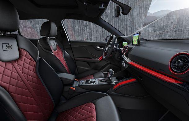 Informații noi despre SUV-ul de performanță Audi SQ2: motor de 300 CP și 0-100 km/h în doar 4.8 secunde - Poza 11