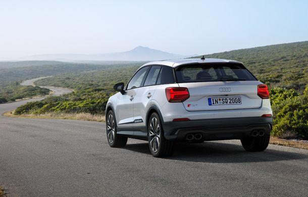 Informații noi despre SUV-ul de performanță Audi SQ2: motor de 300 CP și 0-100 km/h în doar 4.8 secunde - Poza 9