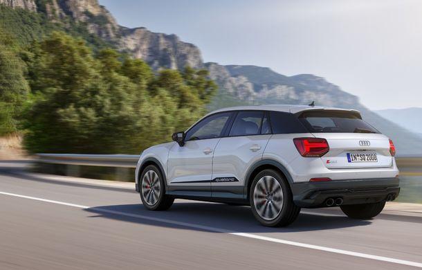 Informații noi despre SUV-ul de performanță Audi SQ2: motor de 300 CP și 0-100 km/h în doar 4.8 secunde - Poza 8