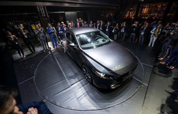 Prim contact cu noua generație Mazda 3: cinci lucruri pe care trebuie să le știi despre modelul nipon de clasă compactă - Poza 11