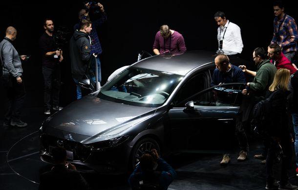 Prim contact cu noua generație Mazda 3: cinci lucruri pe care trebuie să le știi despre modelul nipon de clasă compactă - Poza 10