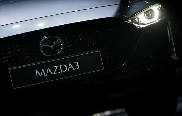 Prim contact cu noua generație Mazda 3: cinci lucruri pe care trebuie să le știi despre modelul nipon de clasă compactă - Poza 32