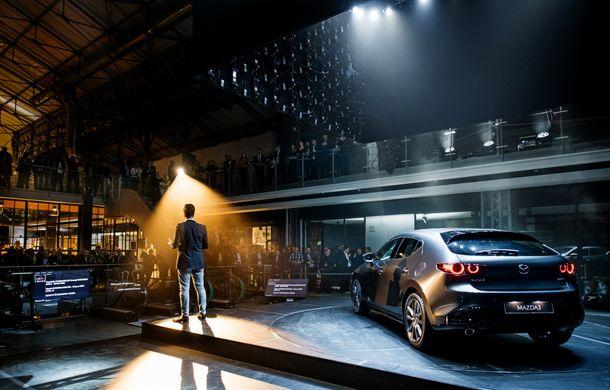 Prim contact cu noua generație Mazda 3: cinci lucruri pe care trebuie să le știi despre modelul nipon de clasă compactă - Poza 15