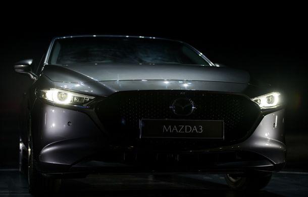 Prim contact cu noua generație Mazda 3: cinci lucruri pe care trebuie să le știi despre modelul nipon de clasă compactă - Poza 23