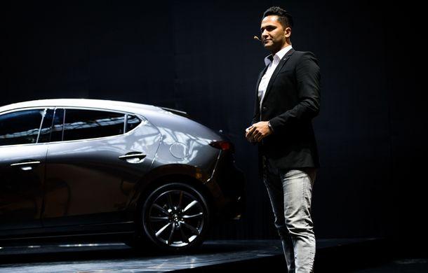Prim contact cu noua generație Mazda 3: cinci lucruri pe care trebuie să le știi despre modelul nipon de clasă compactă - Poza 18