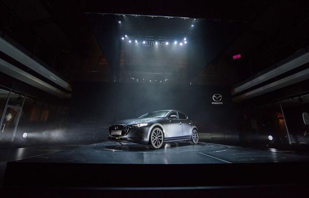 Prim contact cu noua generație Mazda 3: cinci lucruri pe care trebuie să le știi despre modelul nipon de clasă compactă - Poza 5