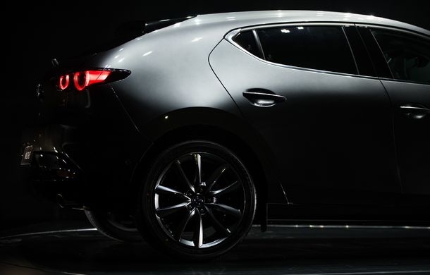Prim contact cu noua generație Mazda 3: cinci lucruri pe care trebuie să le știi despre modelul nipon de clasă compactă - Poza 29