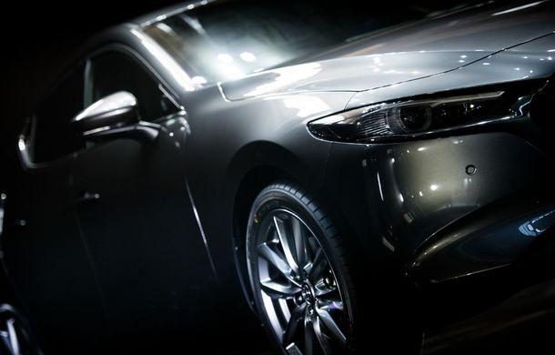 Prim contact cu noua generație Mazda 3: cinci lucruri pe care trebuie să le știi despre modelul nipon de clasă compactă - Poza 17