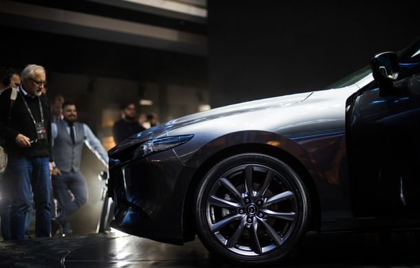 Prim contact cu noua generație Mazda 3: cinci lucruri pe care trebuie să le știi despre modelul nipon de clasă compactă - Poza 16
