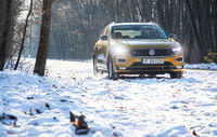 Test drive Volkswagen T-Roc