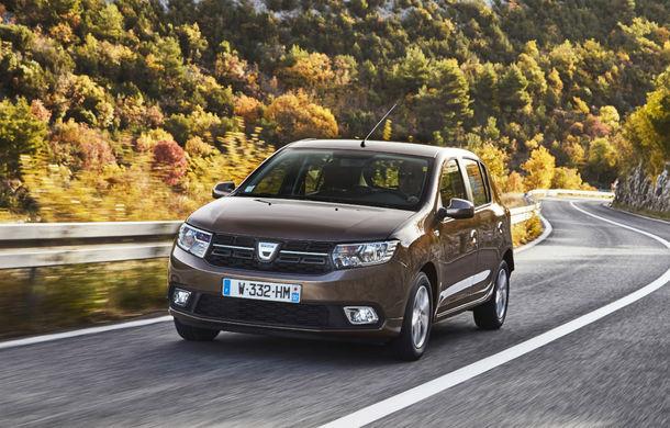 """Dacia Sandero face performanță în Spania: locul 1 la vânzări către persoane fizice și locul 4 la """"General"""" - Poza 1"""