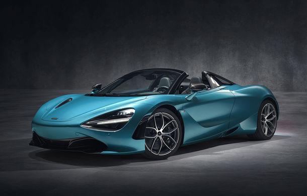 McLaren doboară recordul de vânzări pentru al optulea an la rând: 4.806 unități în 2018 și creștere de 44% - Poza 1