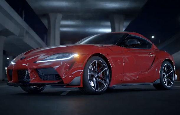 """Aceasta este noua generație Toyota Supra: sportiva constructorului nipon, """"scăpată"""" pe internet înainte de prezentarea din Detroit - Poza 1"""