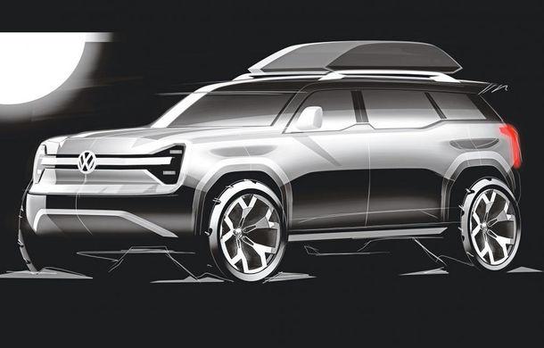 Volkswagen ar putea lansa un vehicul de off-road electric: modelul ar deveni un rival pentru Land Rover Defender și Jeep Wrangler - Poza 1
