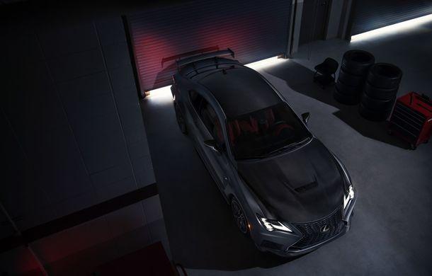 Lexus RC F facelift, imagini și detalii oficiale:rivalului lui BMW M4 va fi expus la Detroit - Poza 7
