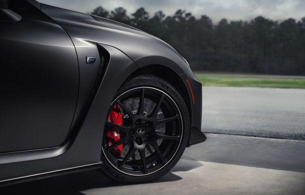 Lexus RC F facelift, imagini și detalii oficiale:rivalului lui BMW M4 va fi expus la Detroit - Poza 8