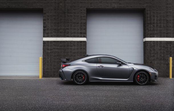 Lexus RC F facelift, imagini și detalii oficiale:rivalului lui BMW M4 va fi expus la Detroit - Poza 6
