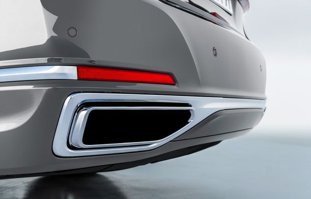 BMW Seria 7 facelift, imagini și detalii oficiale: design revizuit, asistent personal inteligent și motoare îmbunătățite - Poza 42