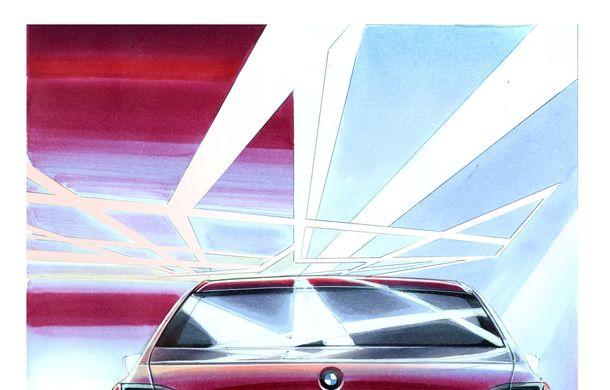 BMW Seria 7 facelift, imagini și detalii oficiale: design revizuit, asistent personal inteligent și motoare îmbunătățite - Poza 57