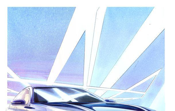 BMW Seria 7 facelift, imagini și detalii oficiale: design revizuit, asistent personal inteligent și motoare îmbunătățite - Poza 55