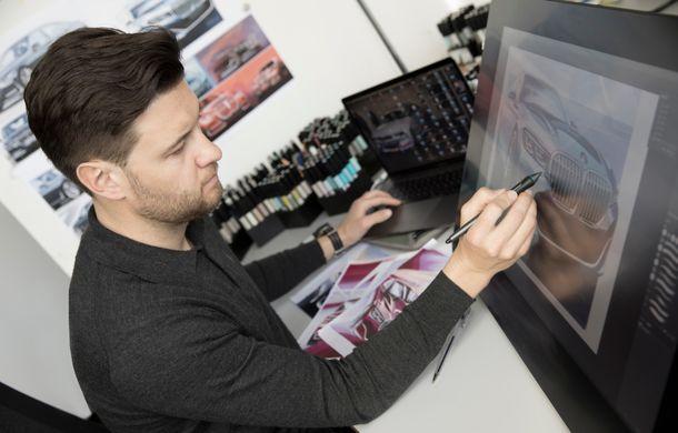 BMW Seria 7 facelift, imagini și detalii oficiale: design revizuit, asistent personal inteligent și motoare îmbunătățite - Poza 59