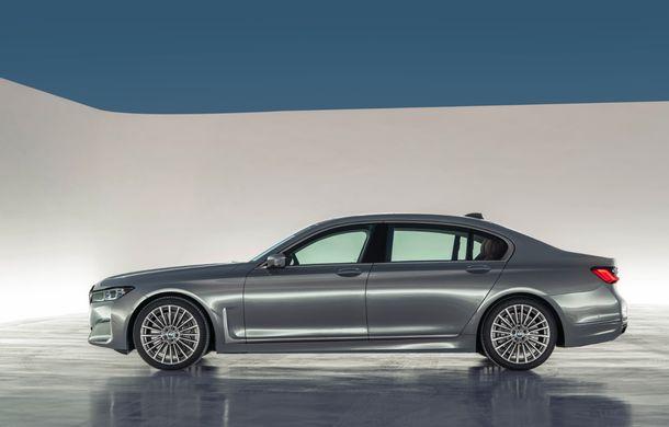 BMW Seria 7 facelift, imagini și detalii oficiale: design revizuit, asistent personal inteligent și motoare îmbunătățite - Poza 26