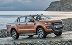 """Volkswagen și Ford au anunțat o colaborare în zona utilitarelor: Amarok și Ranger vor avea platformă comună, iar furgonetele se vor """"înrudi"""" tehnic"""