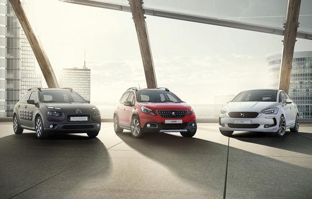 Record de vânzări pentru grupul Peugeot-Citroen: 3.8 milioane de unități în 2018 și creștere de 30% în Europa - Poza 1
