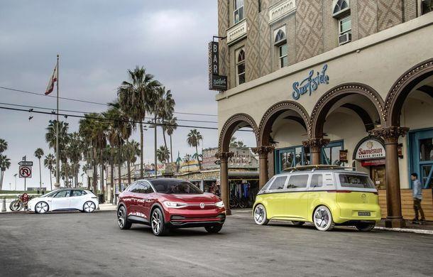 Volkswagen va construi mașini electrice și în SUA: investiție de 700 milioane euro la uzina din Chattanooga: producția va începe în 2022 cu SUV-ul ID. Crozz - Poza 1